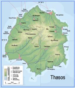 thassos-karte