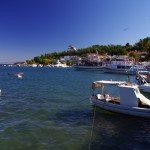 Inselhauptstadt Limenas auf Thassos