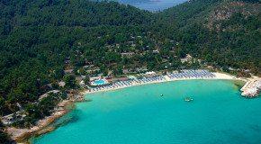 Strände von Limanaria: Tripiti Beach, Strand von Makriammos, Strand von Metalia