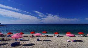Strand von Pefkari