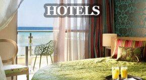 Hotels auf Thassos